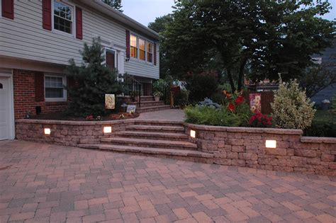 with regard to retaining wall lights ideas new lighting