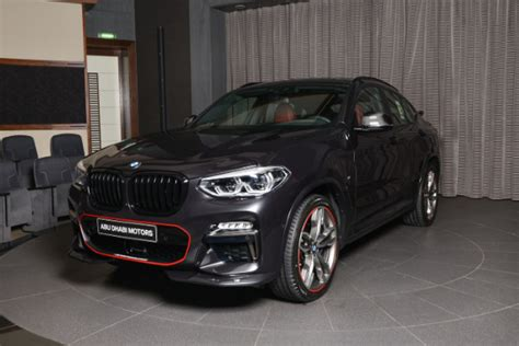 Bmw X4 Modification by Novi Bmw X4 M40i Dobija M Performance I Ac Schnitzer