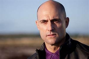 For Mark Strong, hair loss was not an easy ride, but he ...