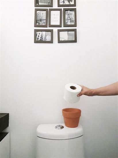 Toilet Paper Pretty Diy Secret Ohohblog Roll