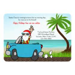 christmas moving invitations announcements zazzle