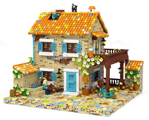 25 best ideas about lego house on lego city