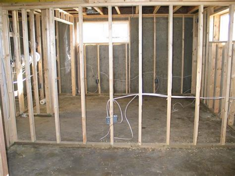 how to wire a basement yourself wiring a basement the in stage electrical