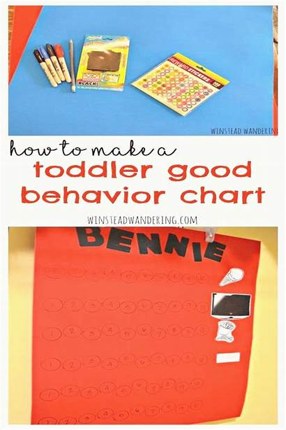 Behavior Chart Toddler Behaviour Makalenin Kaynağı