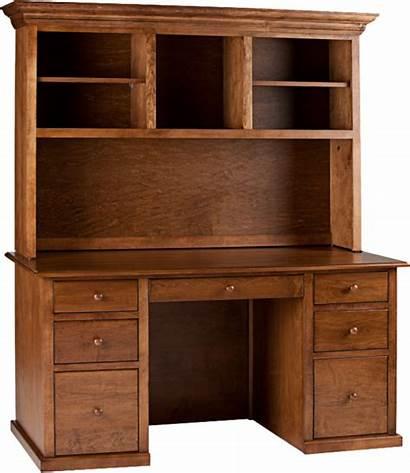 Office Desks Desk Pedestal Hutch Double Furniture