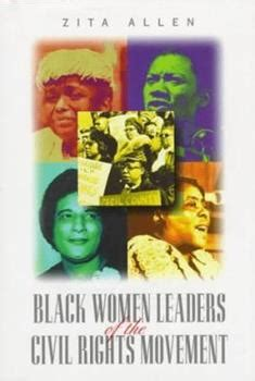 black women leaders   civil rights book  zita allen