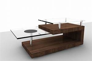 black coffee table - Best Contemporary Coffee Table