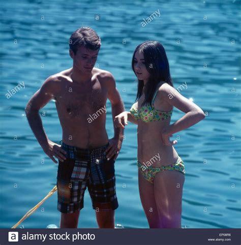 romina bikini romina power als teenager im badeurlaub sie ist die