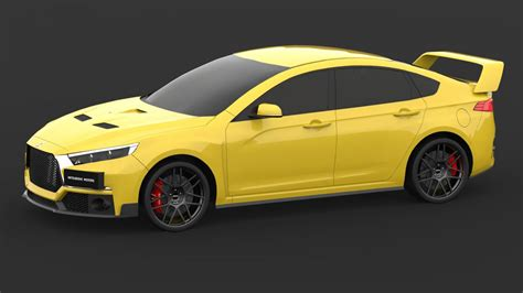 Should This Be The New Mitsubishi Evo Top Gear