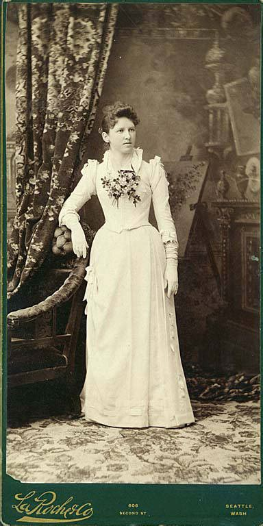 fileedith randolph warner  wedding dress washington