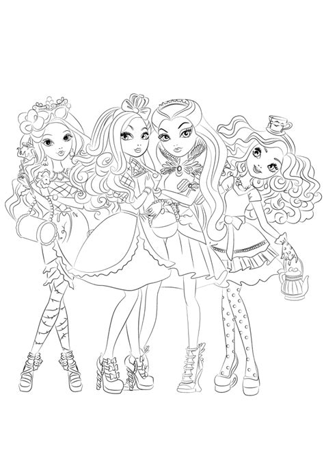 high coloring pages    print