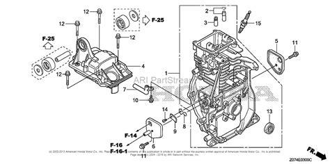 Honda Eu2000i An1 Generator, Jpn, Vin# Eaaj-1170001 Parts