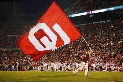 Oklahoma Sooners Football Sooner Flag Ou State