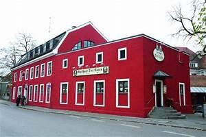 Fassadenfarben Am Haus Sehen : kurier dachau pompejanisch rot beherrscht drei rosen ~ Markanthonyermac.com Haus und Dekorationen