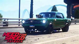 Need For Speed Payback - How to Unlock Ford Mustang 1965 (Derelict Car Part Locations) Car #2 ...