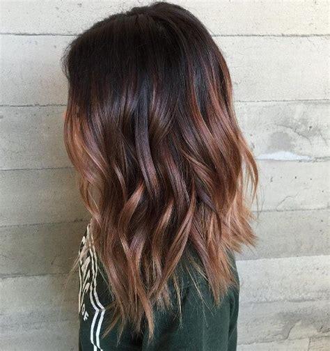 Brown Hair Black Hair by Black Hair With Brown Highlights Brown Hair Color