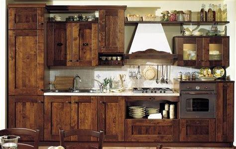 une cuisine dans votre chalet en bois non classé