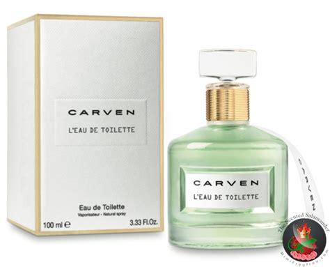 eau de toilette carven carven l eau de toilette 2014 new perfume the