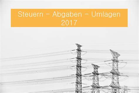 Gesits Electric Wallpaper by Steuern Und Abgaben Beim Strom Und Gaspreis 2017