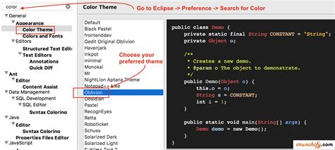 eclipse color theme you tried changing eclipse color theme install