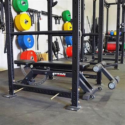 Decline Bench Adjustable Fitness Titan Benches