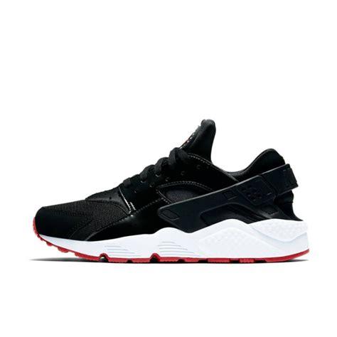 jual sepatu sneakers nike air huarache black original