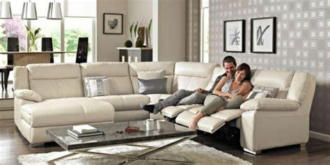 canapé angle confortable le canapé d 39 angle en cuir 60 idées d 39 aménagement