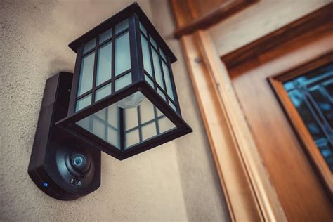 porch light hidden camera 10 diy smart home security ideas keep your family safe