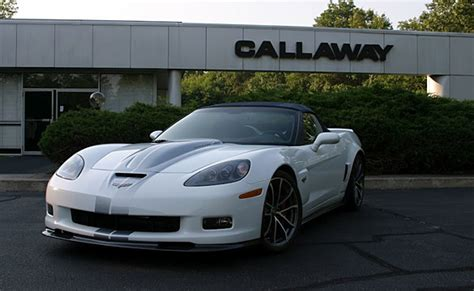 callaway shows   supercharged  anniversary