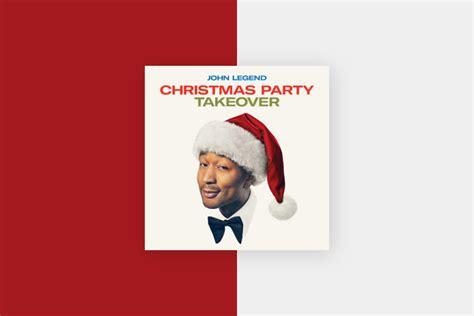 John Legendお気に入りのクリスマスソングをセレクトしたプレイリスト『john Legend