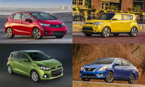 Least Expensive Cars Of 2016  » Autonxt