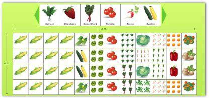 planning  garden layout   software  veggie