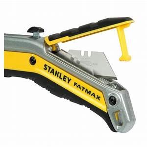 Stanley Fat Max : stanley hand tools knives blades retractable knives fatmax exo retractable knife ~ Eleganceandgraceweddings.com Haus und Dekorationen