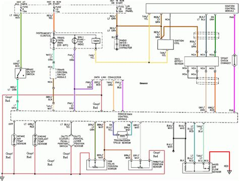 95 Mustang Wiring Diagram by 94 95 Mustang Ignition Module Diagram
