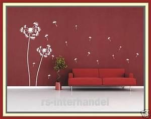 Wandtattoo Pusteblume Weiß : wandtattoo pusteblume 2er set ca 120 cm und 160 cm weiss ~ Frokenaadalensverden.com Haus und Dekorationen
