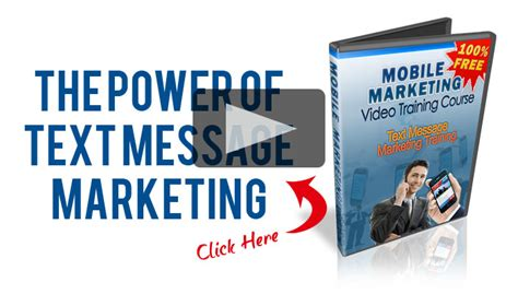Marketing Course Free by Free Restaurant Mobile Marketing Course