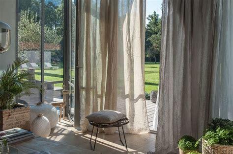 rideaux pour le salon selection deco cote maison