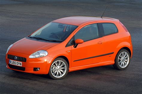 Fiat Pinto by Fiat Grande Punto Hatchback Review 2006 2010 Parkers