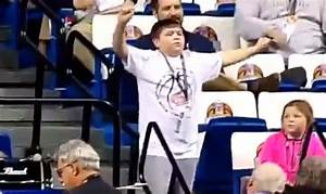 Dancing Kid Steals the Show at High School Basketball Game ...