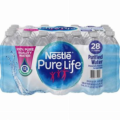 Nestle Pure Water Purified Oz Fl Count