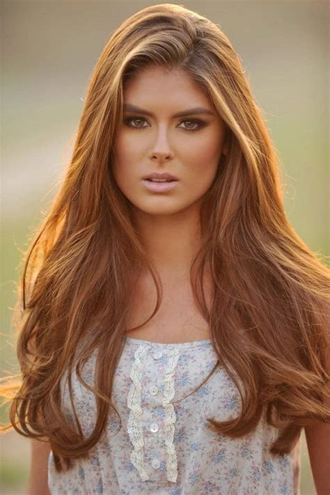 Hair Colour Golden by Golden Brown Hair Color Hair Brown