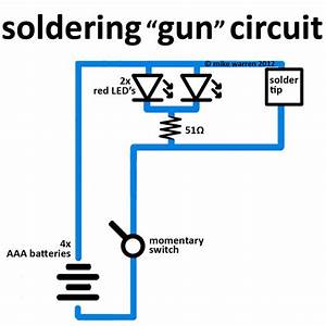 Soldering Gun  10 Steps  With Pictures