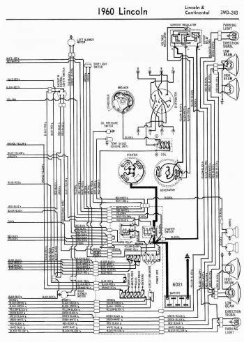 Wiring Diagrams Ford Lincoln Continental Part