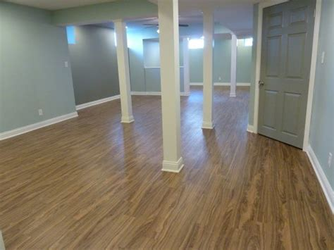 vinyl plank flooring for basement 87 best finished basement ideas images on pinterest basement ideas basement finishing and garages
