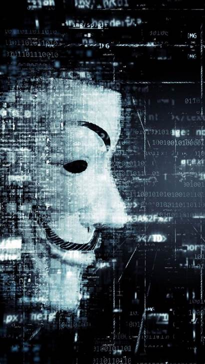 Hacker Anonymous 4k Mask Hacking Mobile Ultra