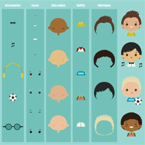 how to create a character kit in adobe illustrator adobe illustrator tutorials illustrator