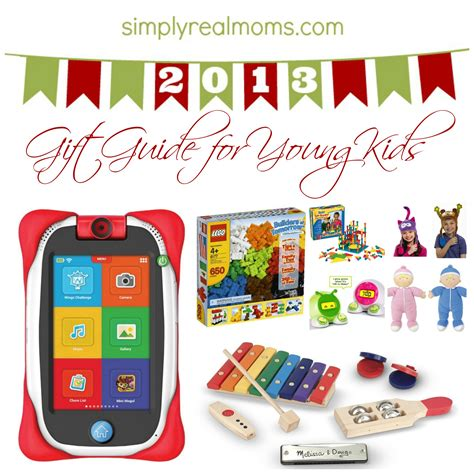 2013 holiday gift guide gifts for young kids
