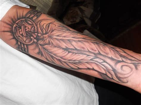 native american feather tattoo meanings native american