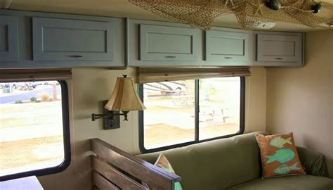 a rv interior for the bum in all of us