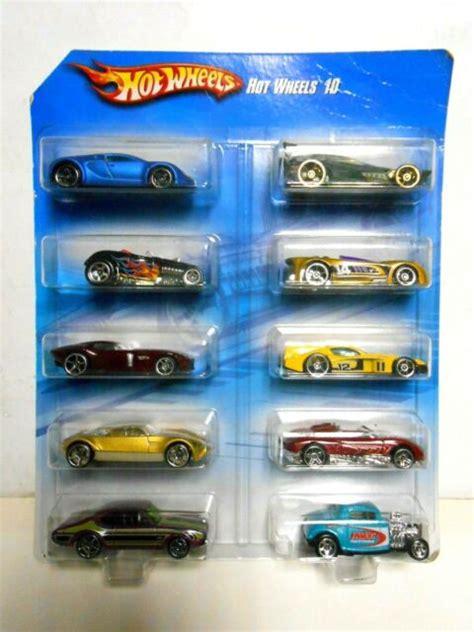 Tolle angebote bei ebay für hot wheels bugatti veyron. Hot Wheels 2010 Blue Bugatti Veyron '32 Ford HWCC Wal-Mart Exclusive 10 pack | eBay